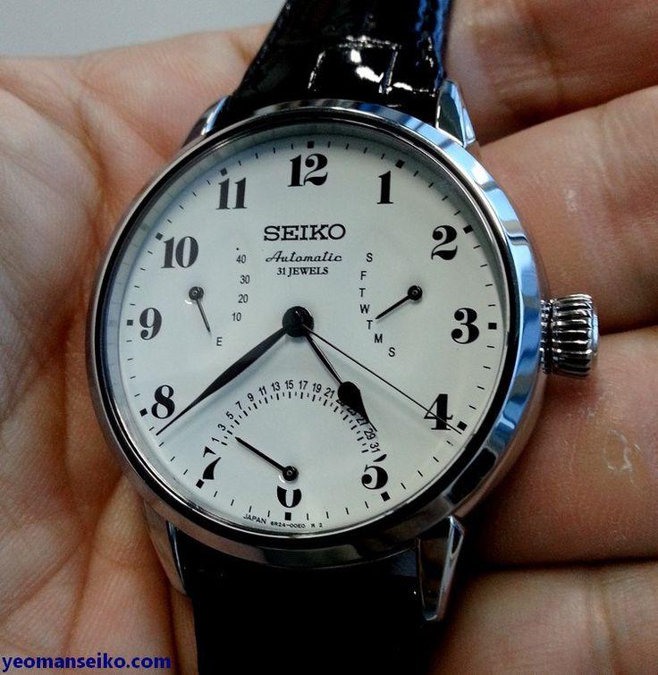 Photo Review: Seiko Presage – SARD007 | Yeoman's Watch Review