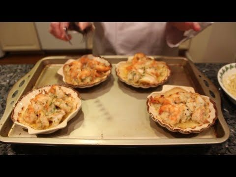 An Easy Shrimp Scampi recipe that you can eat with or without spaghetti.    What…