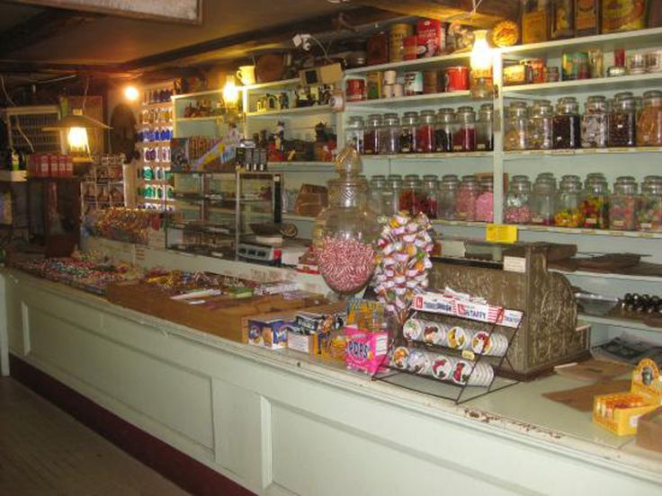 The Old Country Store and Museum: Moultonborough, New Hampshire