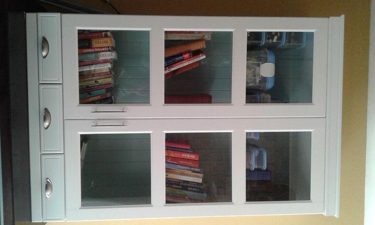 Display wall cabinet