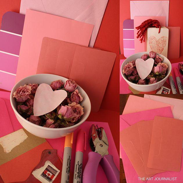 4 Ways To Simplify Valentine's Day | theartjournalist