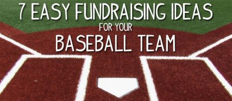 Baseball Fundraising the pitching contest