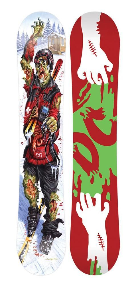 156cm DC Tone Anti Camber Snowboard, Build a Package with Boots and Bindings