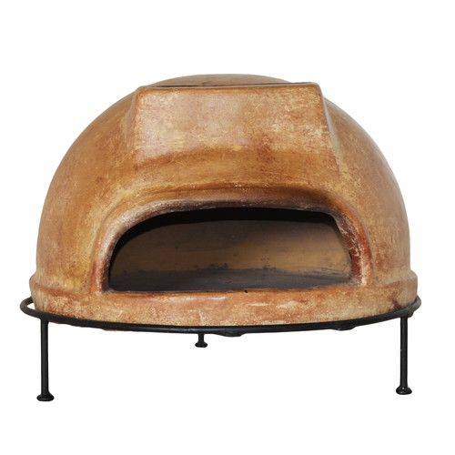 Found it at Wayfair - Rustic Liso Clay Pizza Oven