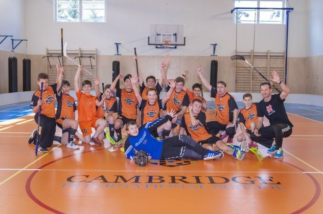 Floorball tournament