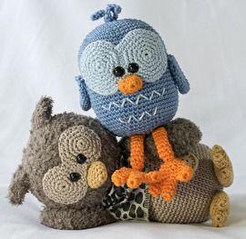 Haakpatroon uil Anna #haken #haakpatroon #crochet #crochetpattern #gehaakt #uil #amigurumi