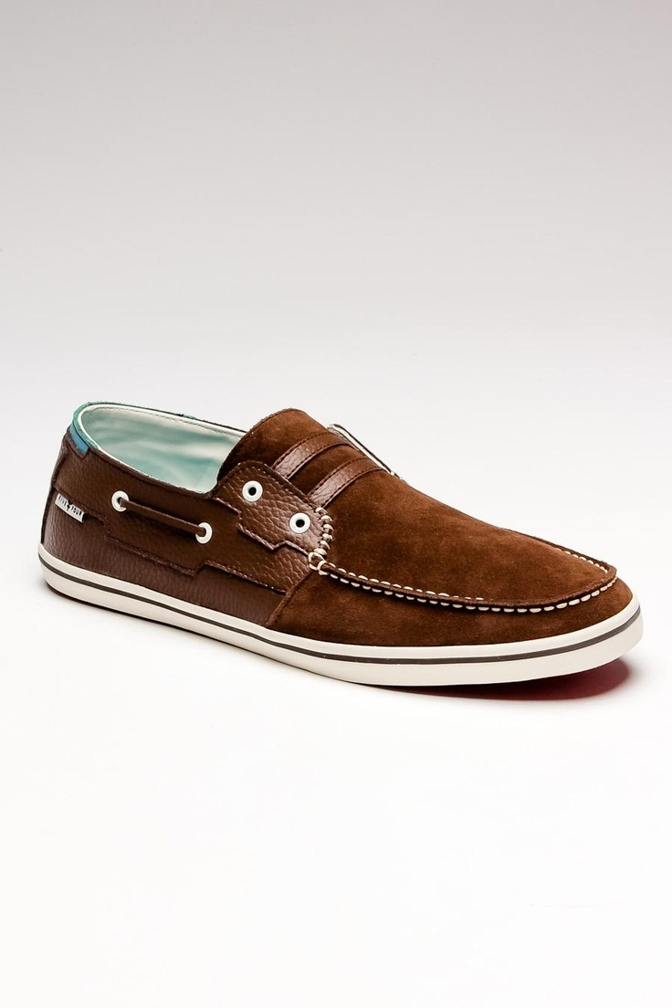 Cute boat shoes for fall.