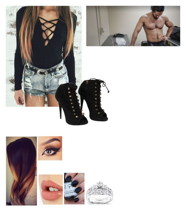 U0026quot;Visiting Colby In The Hospitalu0026quot; by caton-486 liked on Polyvore featuring Annello Charlotte ...