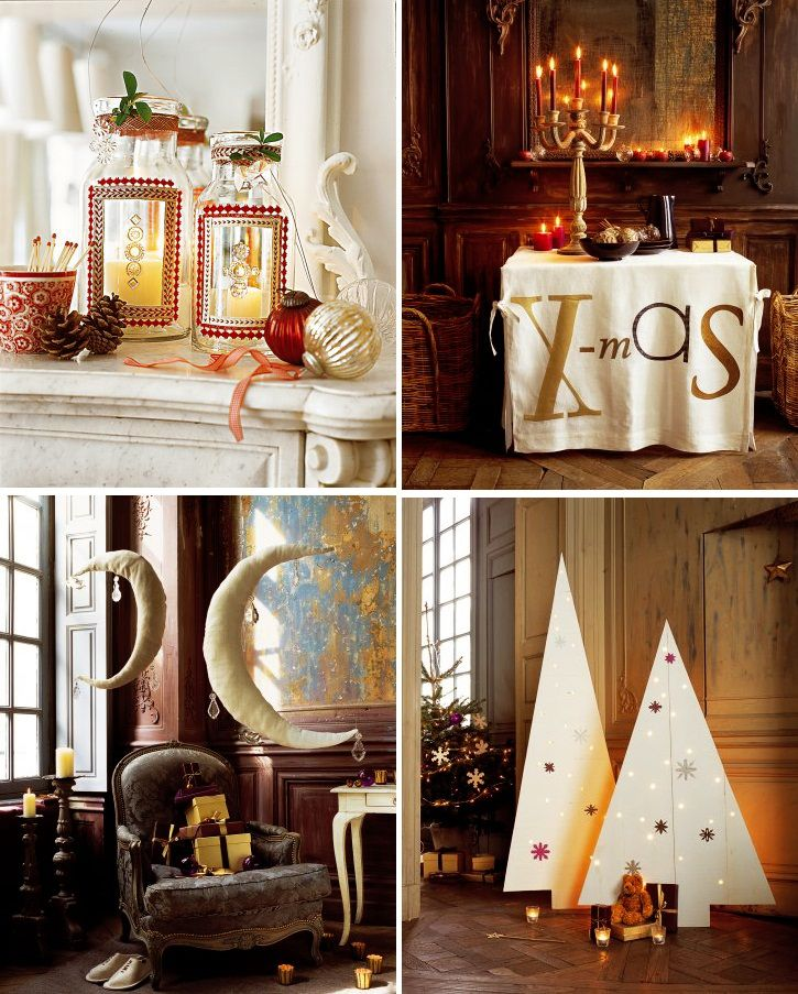 marie claire idees ny 6 christmas pinterest. Black Bedroom Furniture Sets. Home Design Ideas