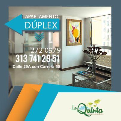 La Quinta Conjunto Residencial es un proyecto ideal para aquellas familias que buscan confort en espacios bien distribuidos y con hermosos acabados. Visita nuestro apartamento modelo en Bello. PBX: 272-09-79