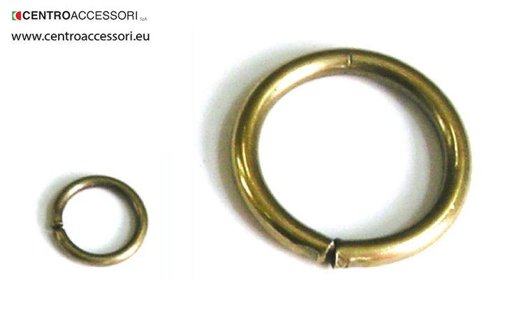 Anelli 1252. Metal rings 1252. #CentroAccessori