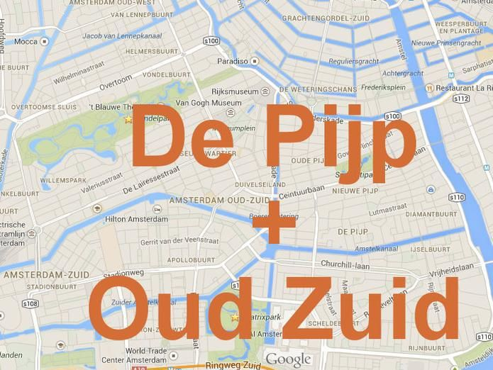 NEIGHBORHOOD GUIDE: AMSTERDAM ZUID & DE PIJP