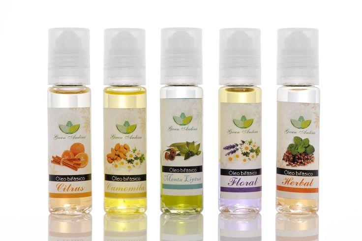 Óleos Bofasicos Mezcla de aceites esenciales con aceites fijos , aromas con accion Relajantes, energizante y equilibrante.