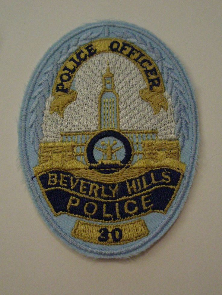 Beverly hills california ca swat subdued green police