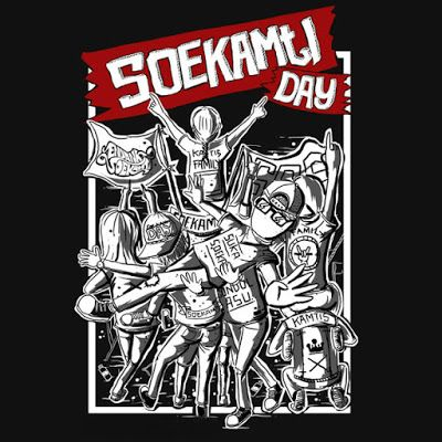 TRACKLIST   Endank Soekamti - Liburan   Endank Soekamti - Soekamti Day   Endank Soekamti - ...