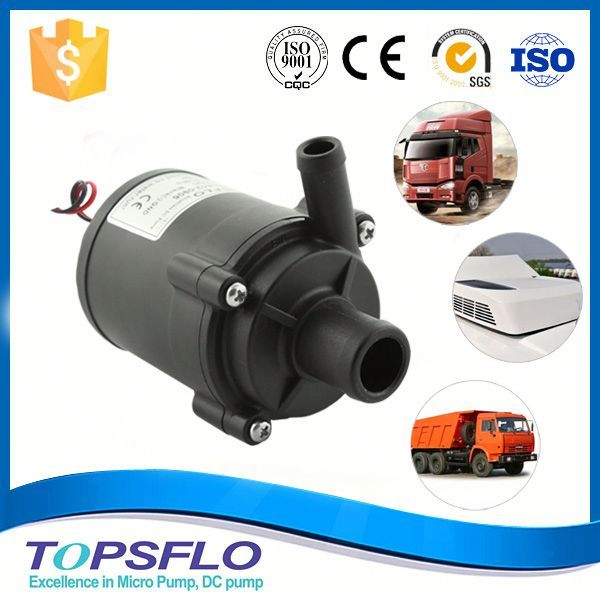 Silent Water circulation pump car water pump air conditioning
