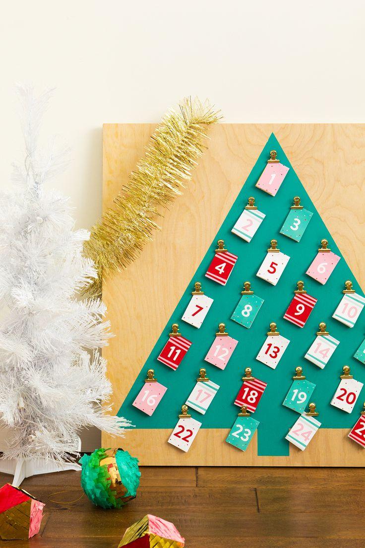 Customizable Christmas Advent Calendar