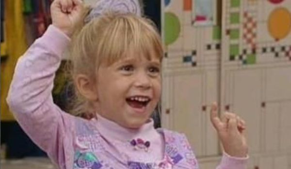 John Stamos Shared An Adorable Olsen Twins Video From Full House's Early Years #FansnStars