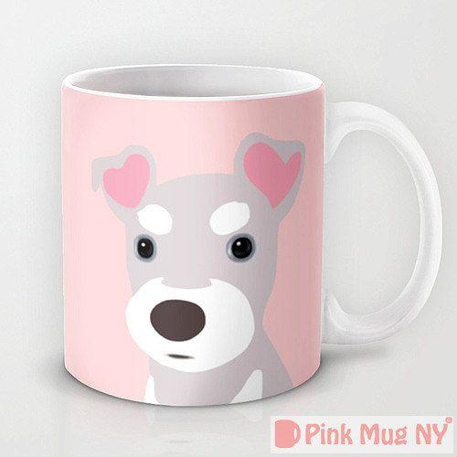 PinkMugNY - Schnauzer