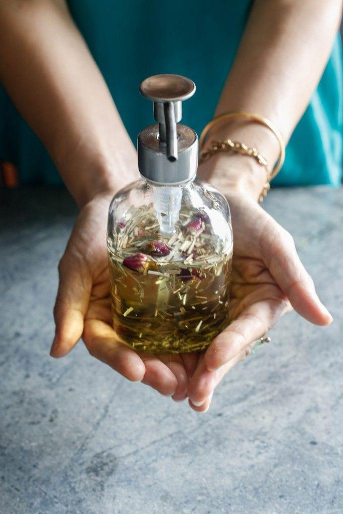 Summertime Breeze Body Oil Recipe