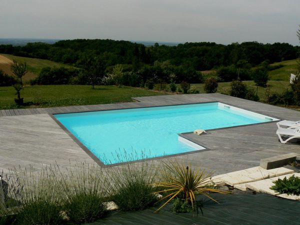 25  best ideas about piscine en beton on pinterest