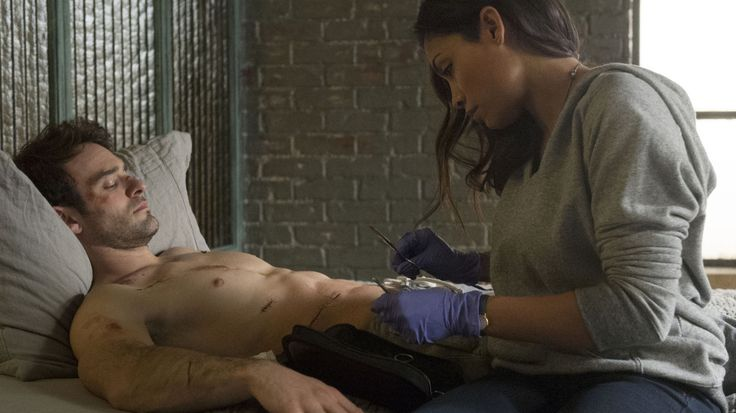 Rosario Dawson Returning for DAREDEVIL Season 2
