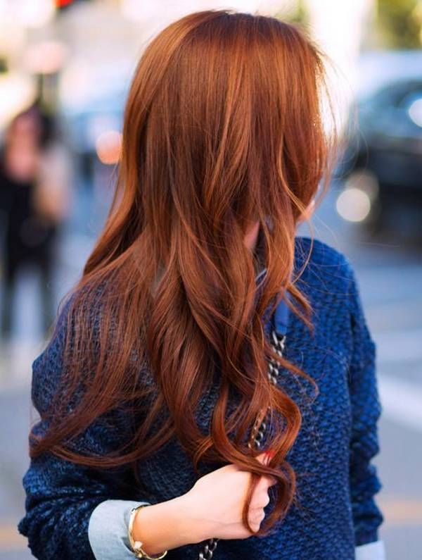 Redhead blue thon
