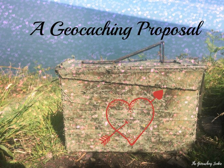 These two geocachers found something even better than a cache - each other! Read about their romantic geocaching proposal
