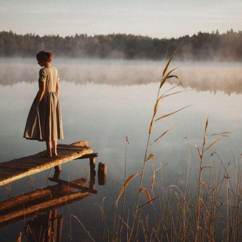 ©sondeflor Good morning #lake