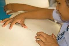 Image result for facilitating communication with vision impaired