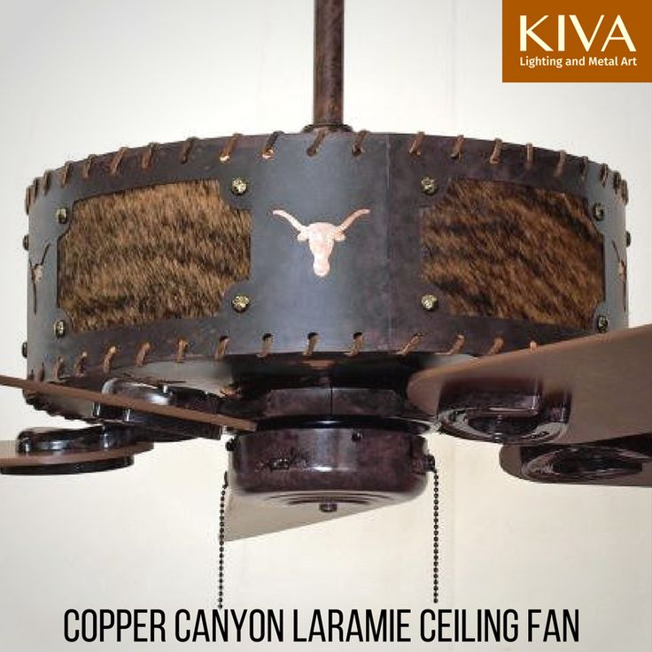 33 best western ceiling fans images on pinterest blankets ceiling copper canyon western texas style ceiling fan westernlighting ranchhouse aloadofball Image collections