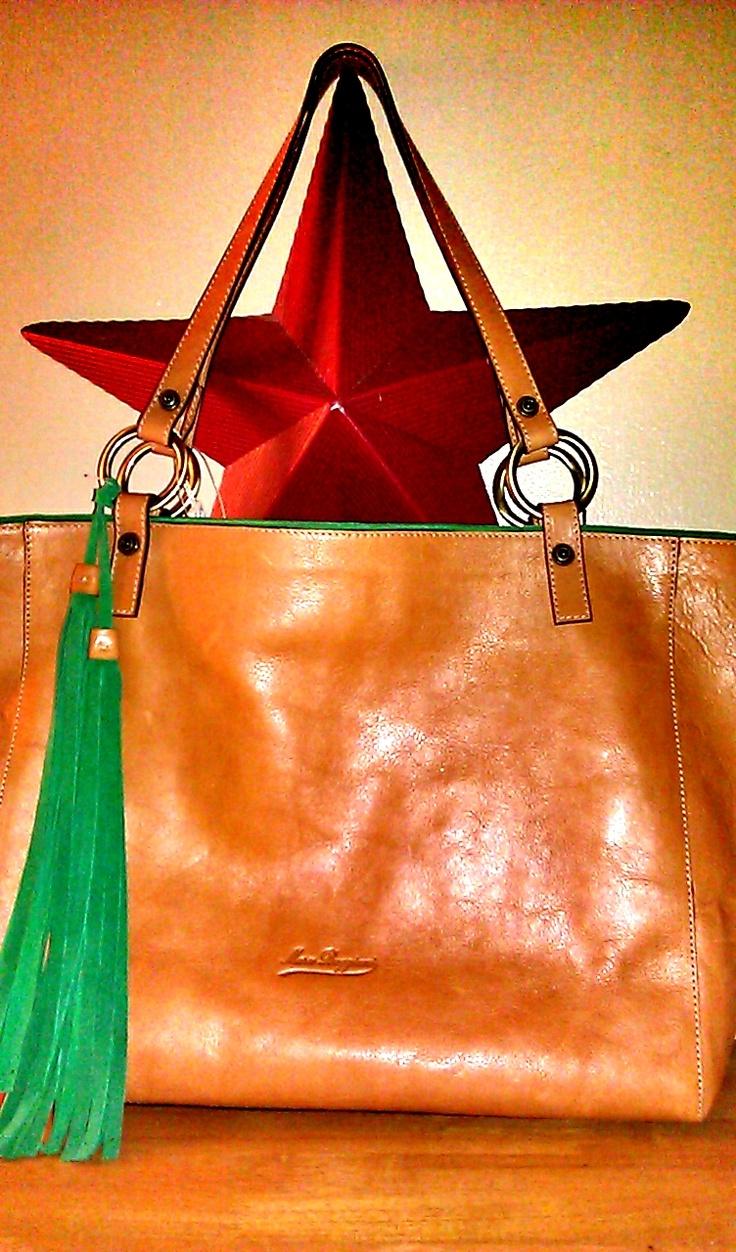 Marco Buggiani Italian leather handbag | bags