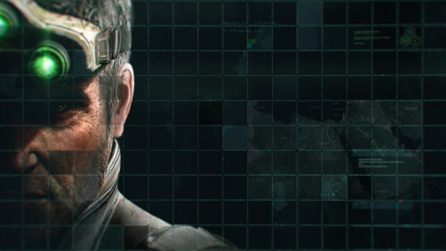 The Splinter Cell Blacklist team brought me on board to work on the design and animation of some elements of the game. These include the animated back-ground for the main menu, elements for the introduction sequence to the game, some of the projected panels for in-game sequences, look of the projected text and animated elements for marketing videos and trailers. All this under the art direction of Wylie Robinson www.wyliestyles.com