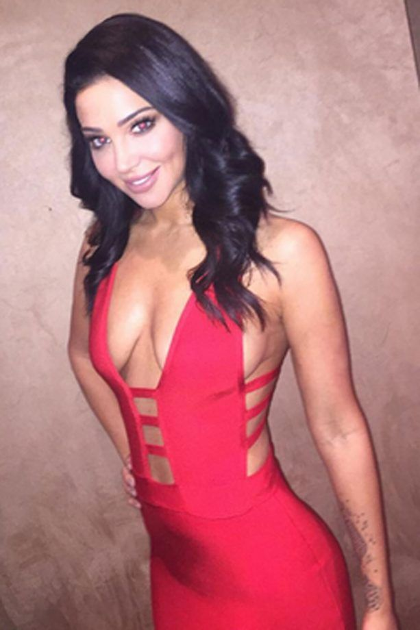 Tulisa Contostavlos wows in bodycon dress: THIS is why Im FHMs
