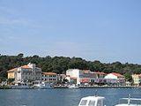 Stadt Rab - Hafen