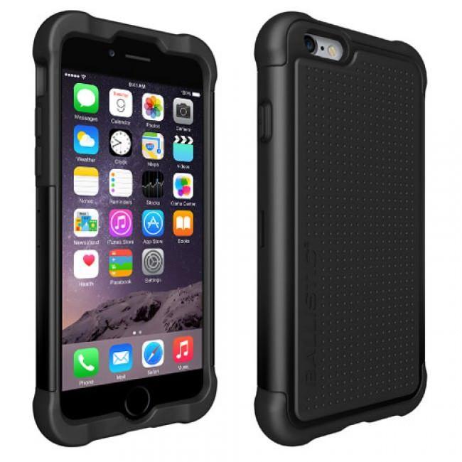 Puzdro Ballistic Tough Jacket Case pre iPhone 6/6S - Vysoko odolné ochranné puzdro pre iPhone 6/6S, ktoré sa stále zmestí do vrecka, pritom ale umožní iPhone používať v náročných podmienkach. Základom je trojvrstvová konštrukcia: polymér Ballistic pre absorbciu otrasov, tvrdený silikón proti nárazom, tvrdený polykarbonát proti úderom, naviac ešte výrazne zosilnené krytie rohov technológiou Ballistic Corners . Rovnako ako ostatné obaly Ballistic je tiež Tough Jacket vybavený jedinečnou…