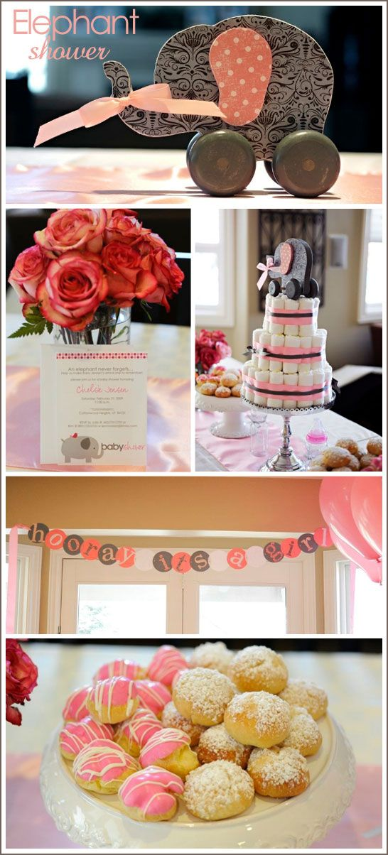 Half Baked – The Cake Blog » Real Party: Elephant Baby Shower
