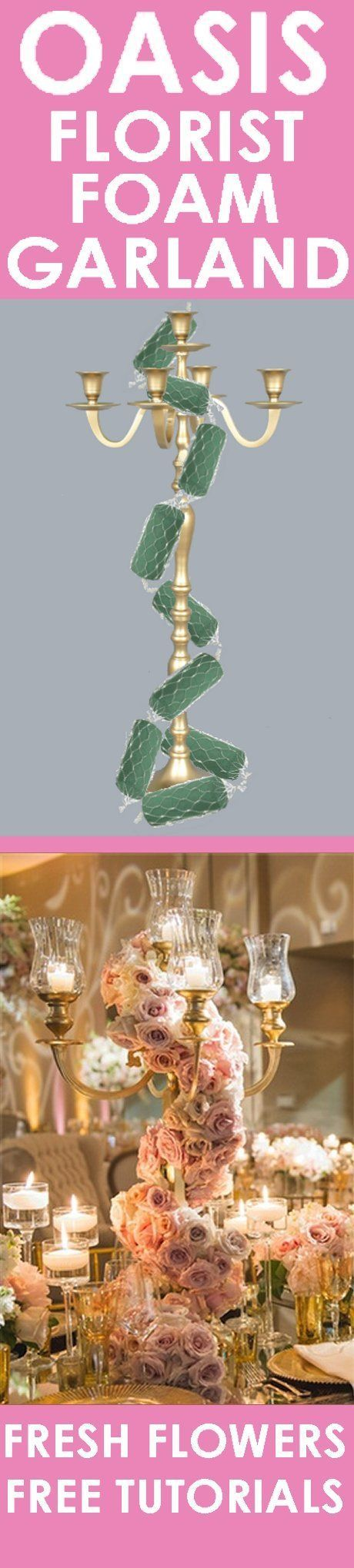 Learn how to make bridal bouquets, wedding corsages, grooms boutonnieres, reception centerpieces and amazing church decorations!  Buy wholesale fresh flowers and discount florist supplies.