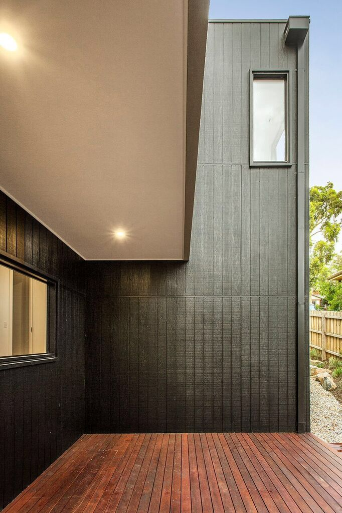 Modern luxury home exterior