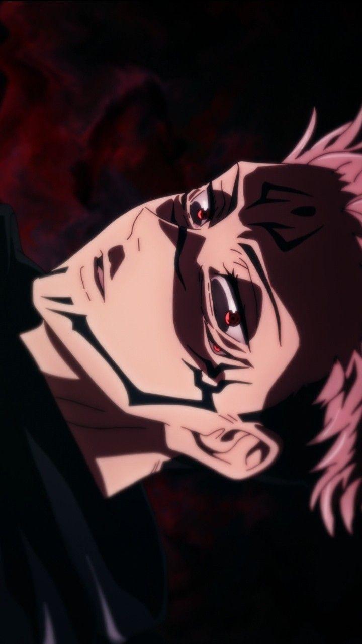 Ryomen Sukuna In 2021 Jujutsu Joker Character