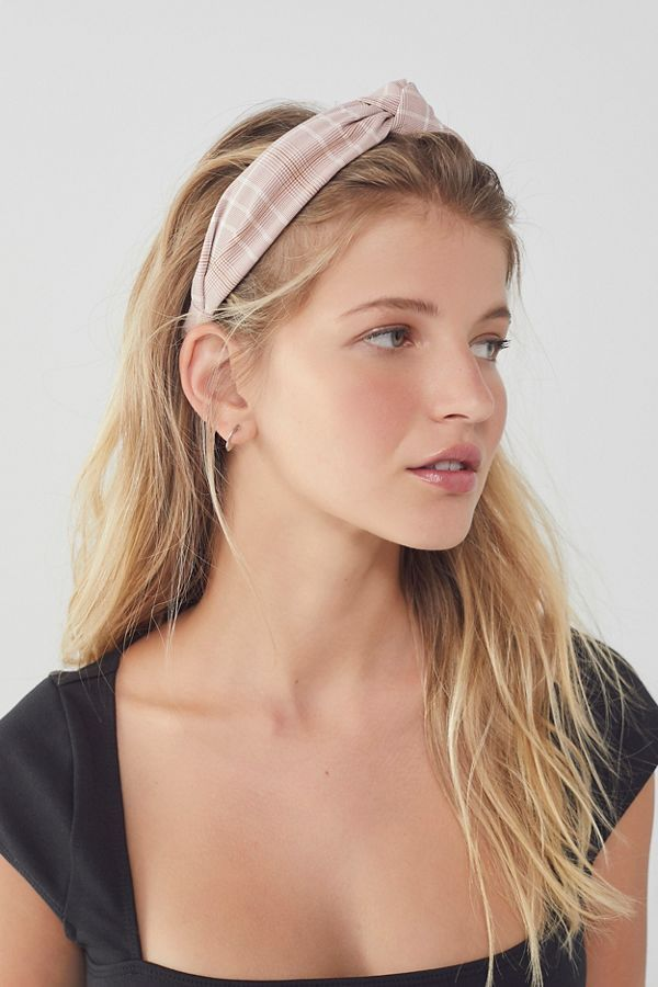 Slide View  1  Top Knot Headband 2be3151dcb5