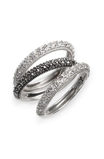 Fine Jewelry Personally Stackable Marcasite Sterling Silver Stackable Infinite Ring Z0sVP