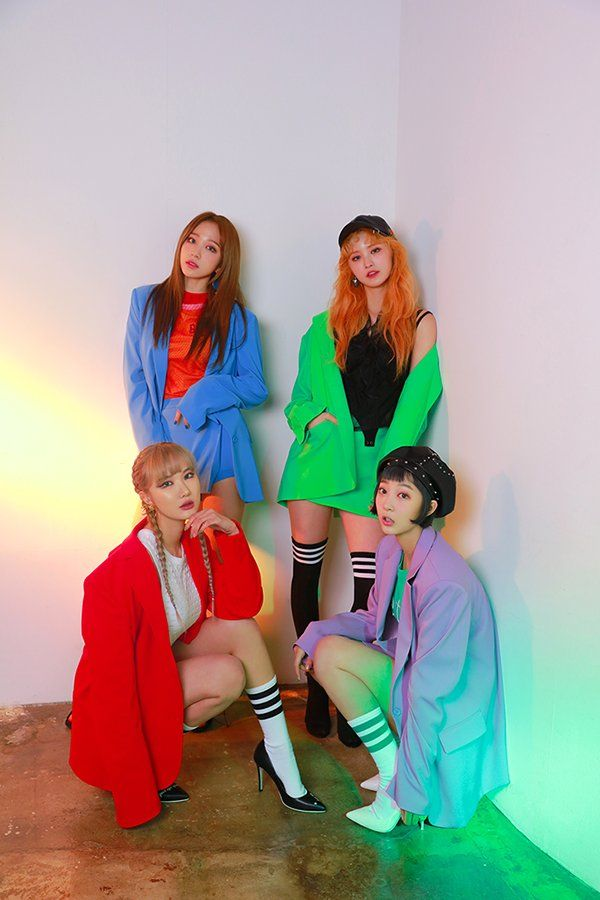 "EXID's new album Eclipse is amazing. Current fav: ""Boy"""