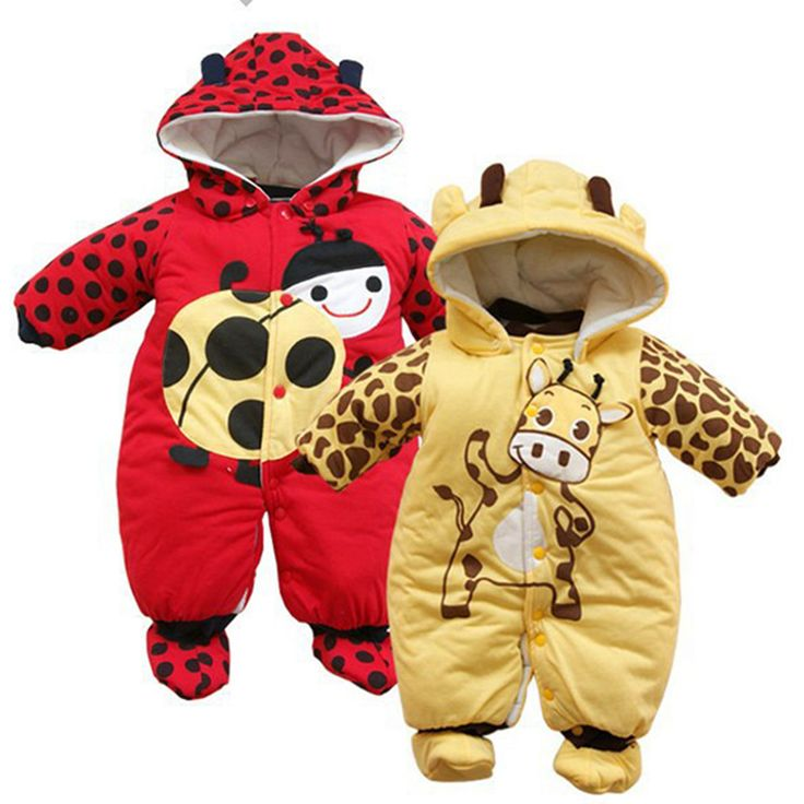 >> Click to Buy << Fashion high quality halloween baby onesie animal costumes for new born baby winter clothes #Affiliate