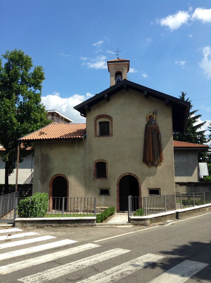 Sant'Antonio abate - Saronno (Varese)