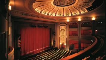 Beautiful Regent Theatre, Hanley.
