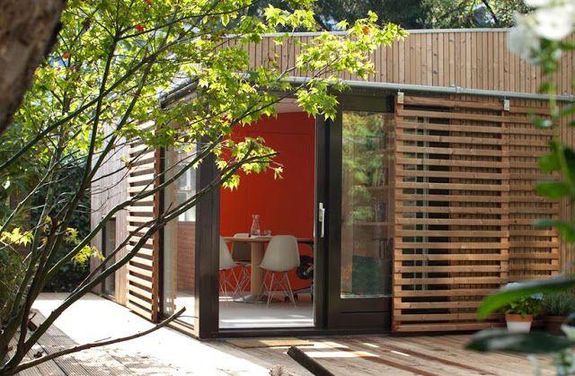 Container SA: 5 Ideias de Escritório Container (de pequeno porte)