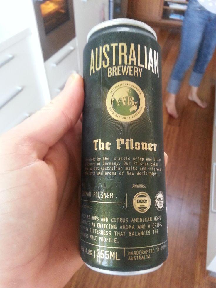 Australian Brewery The Pilsner (Sydney, Australia)