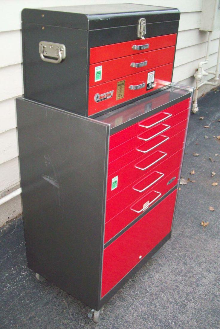Powr Kraft Vintage Amp Unusual Tool Boxes Cabinets Pinterest