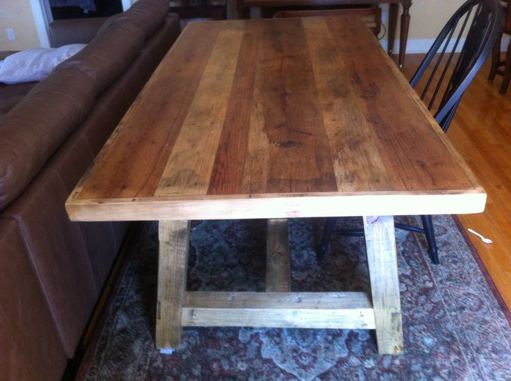 Classic Farm Tables | Reclaimed Wood | Salvaged Wood | Barn Tables | Unique  Furniture |